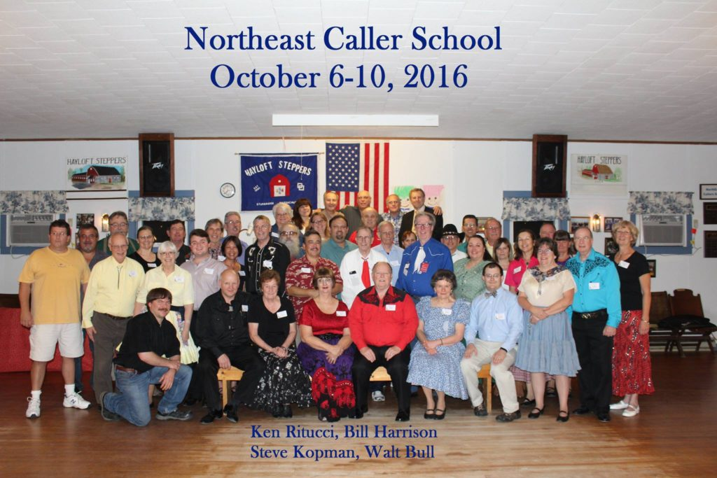 2016 Northeast Caller School Group Photo
